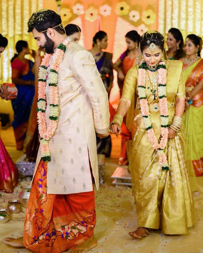 South Indian Grooms