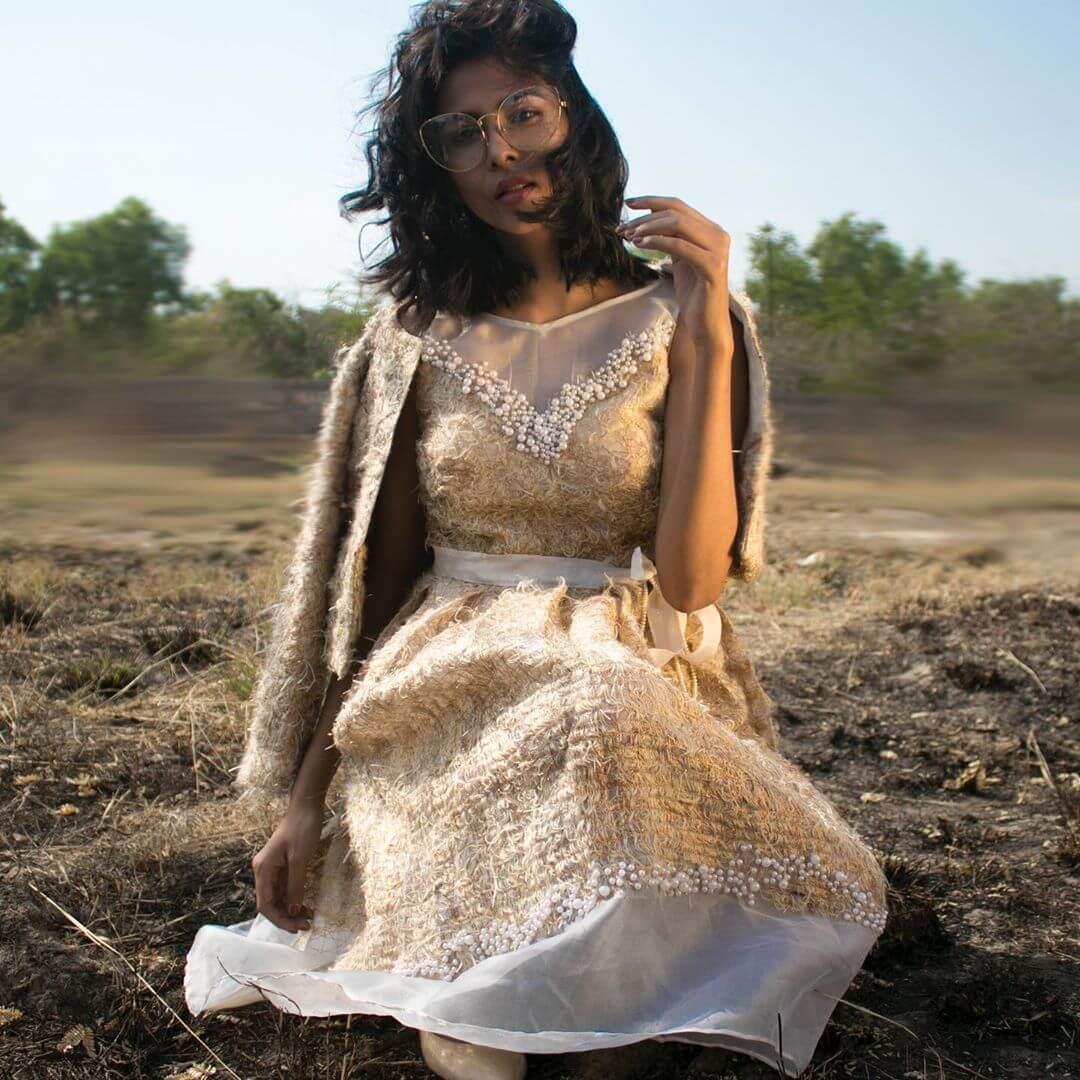 Designer sustainable fashion