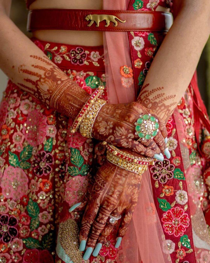 brides of sabyasachi