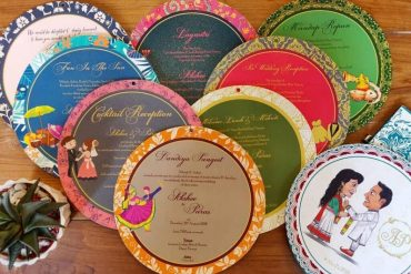 cost of wedding invitations
