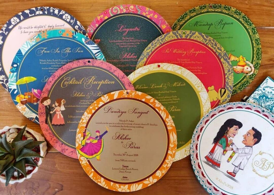 wedding planning: How Much Do Wedding Invitations Cost In India?