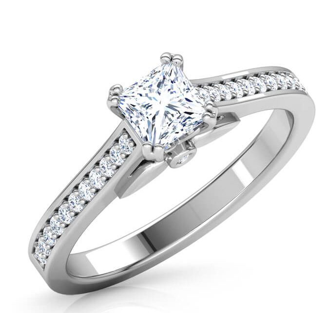 solitaire ring ideas
