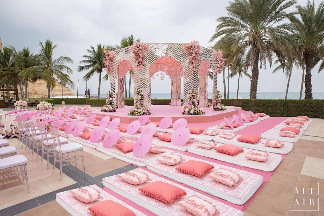 monsoon wedding ideas