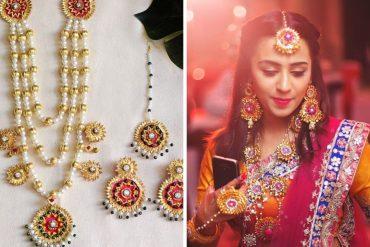 gota jewellery designs