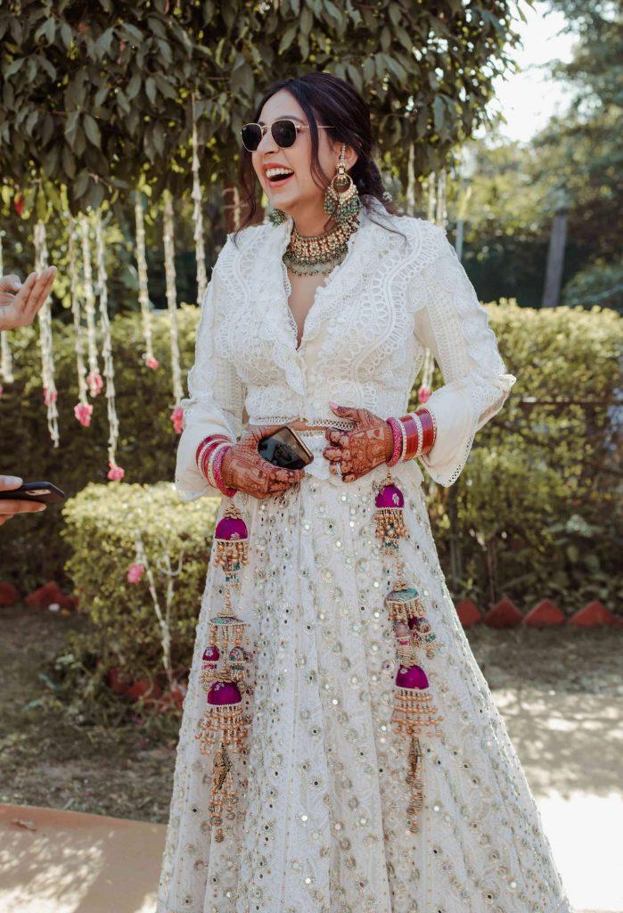 bridal kaleera ideas