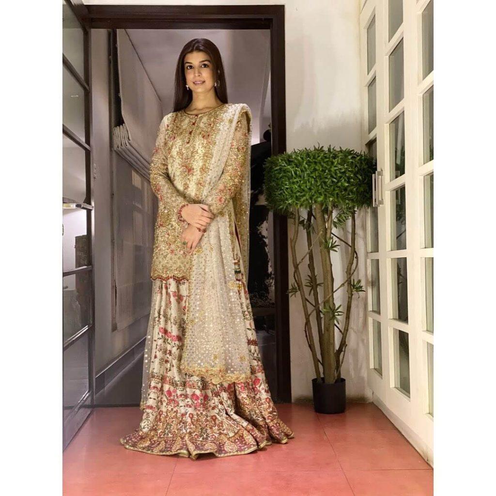 Pakistani bridal outfits