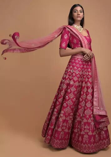 affordable bridal lehengas