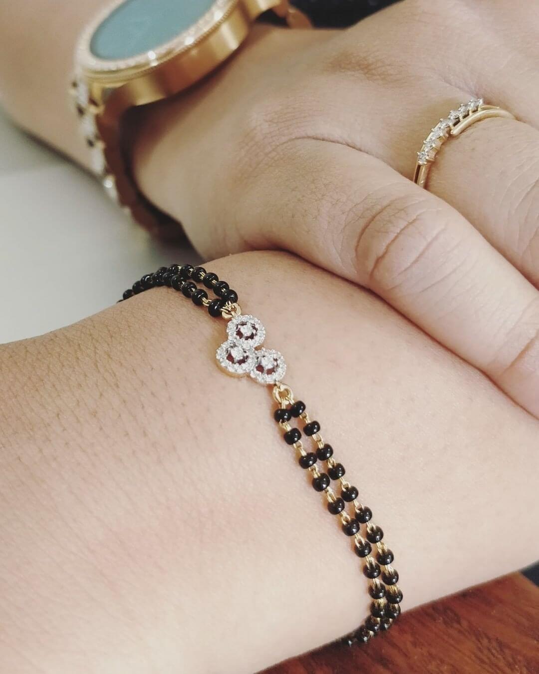 mangalsutra bracelets