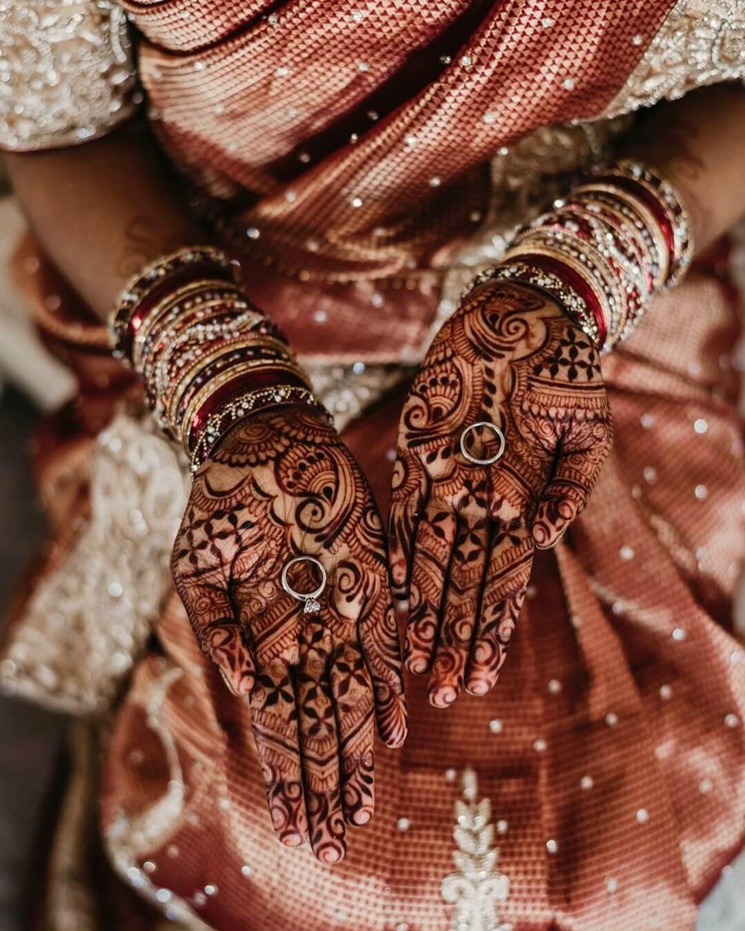 bridal mehndi cost