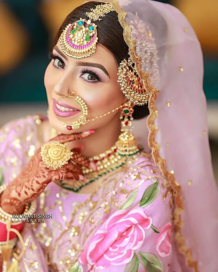 bridal maang tikka designs