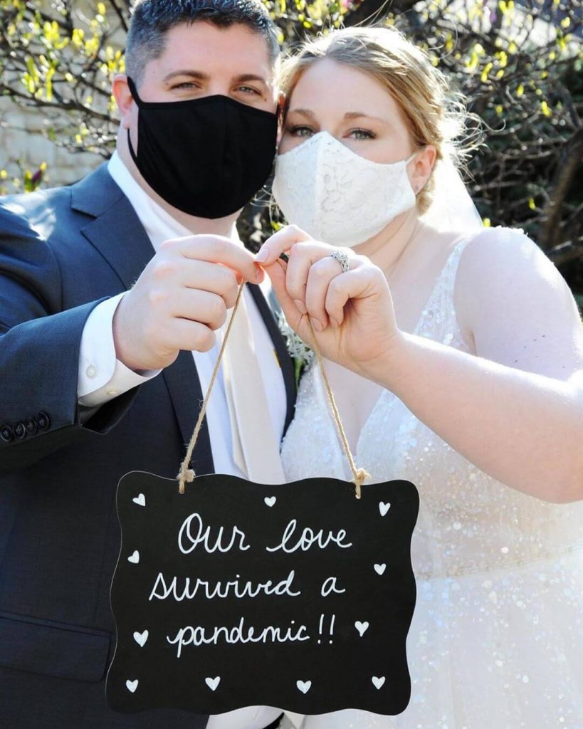 quarantine weddings in Coronavirus