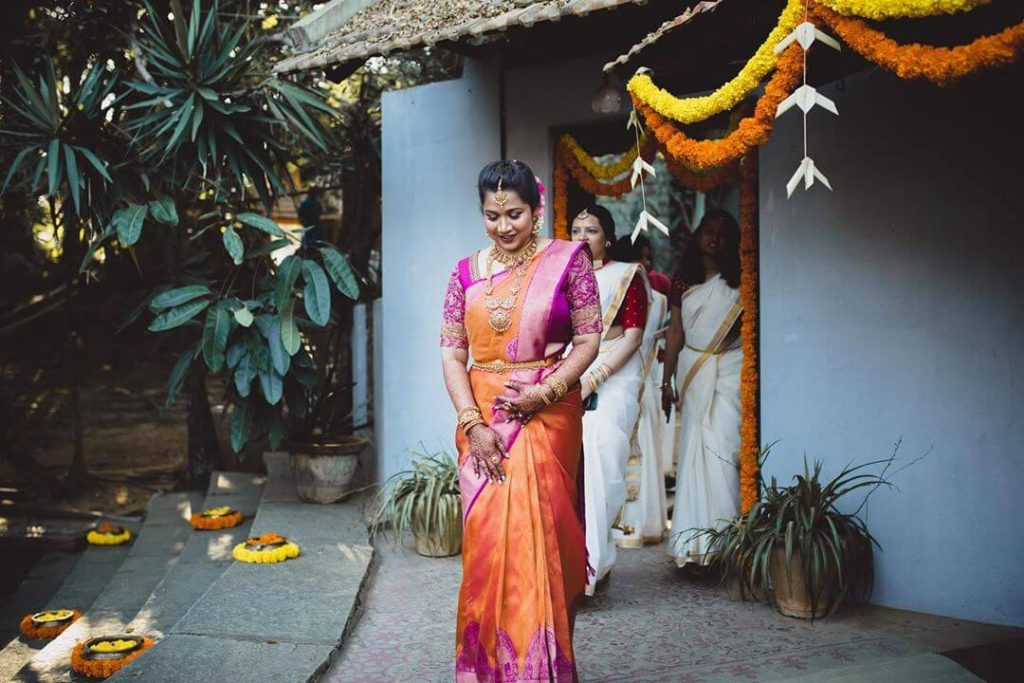 Offbeat Kanjeevaram Sarees
