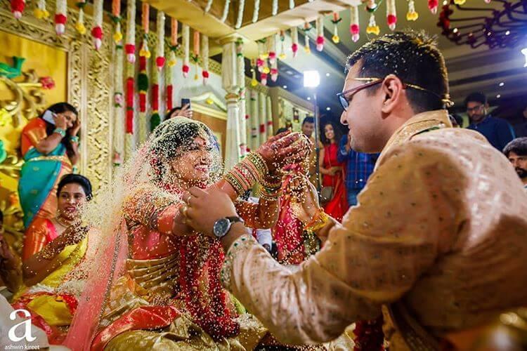 telugu weddings