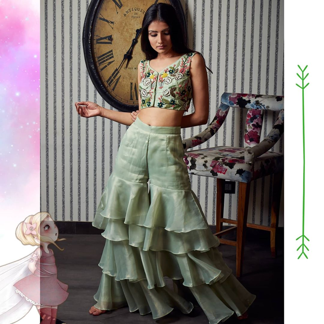 sangeet outfit ideas