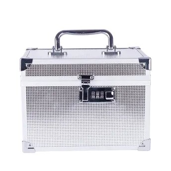 Nykaa Silver Bridal Vanity Box