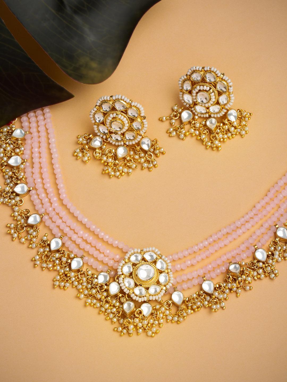 artificial jadau jewellery