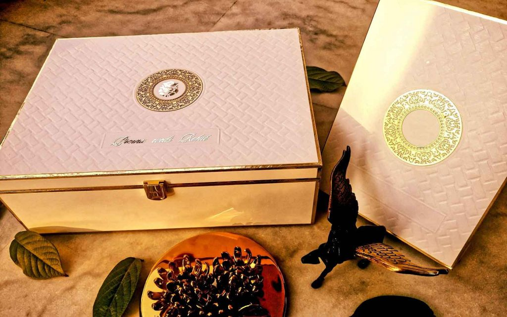 Wedlock Invitations by Ashna Nayyar