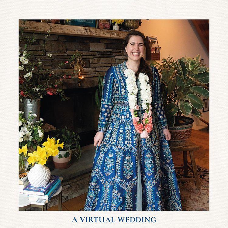 anita dongre bride
