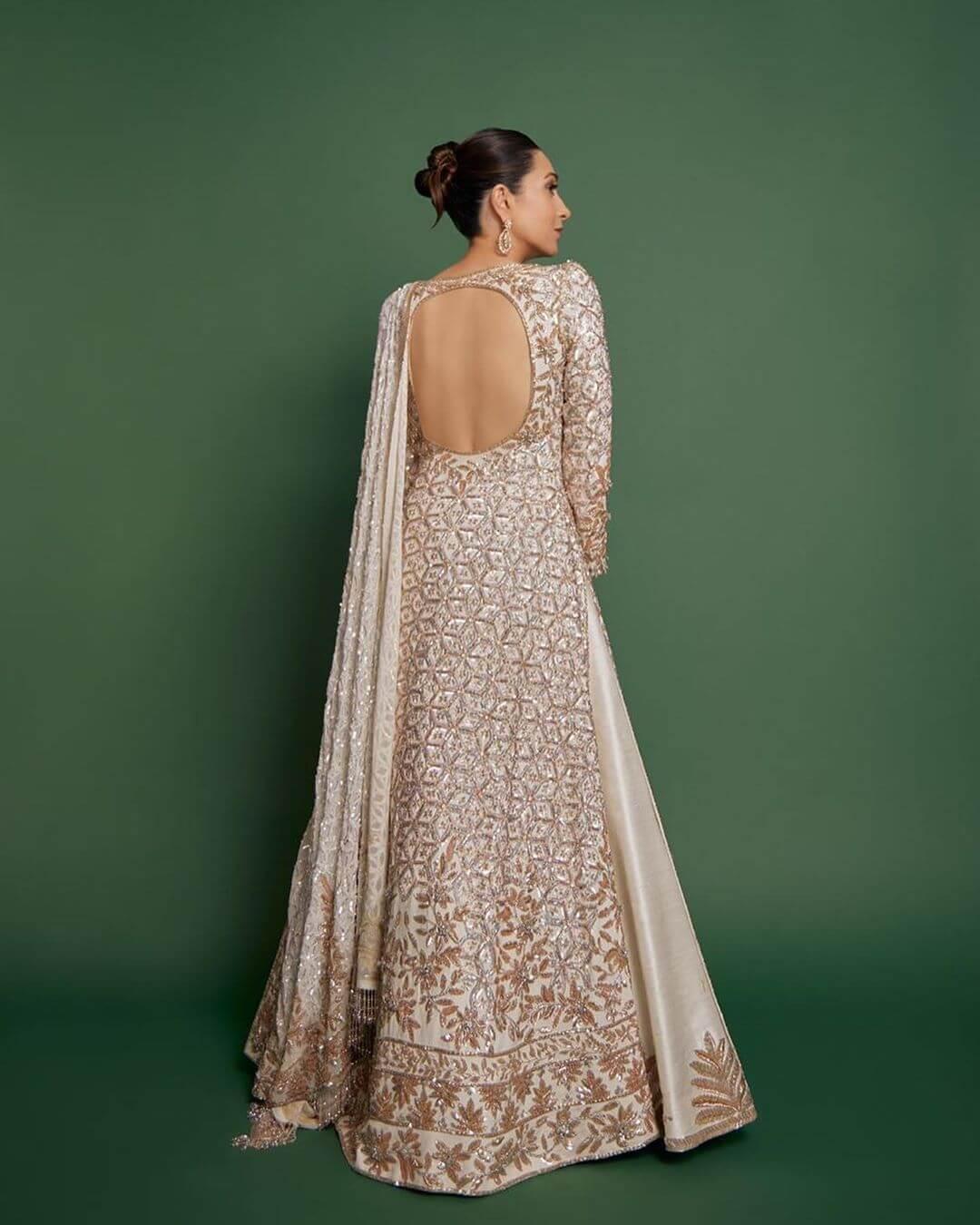 back dress design