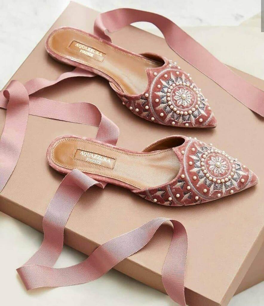 When To Wear Bridal Flats Vs Bridal Heels