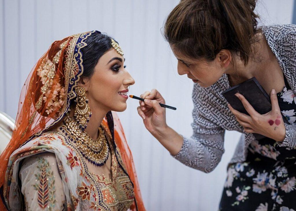 bridal lip shade trends