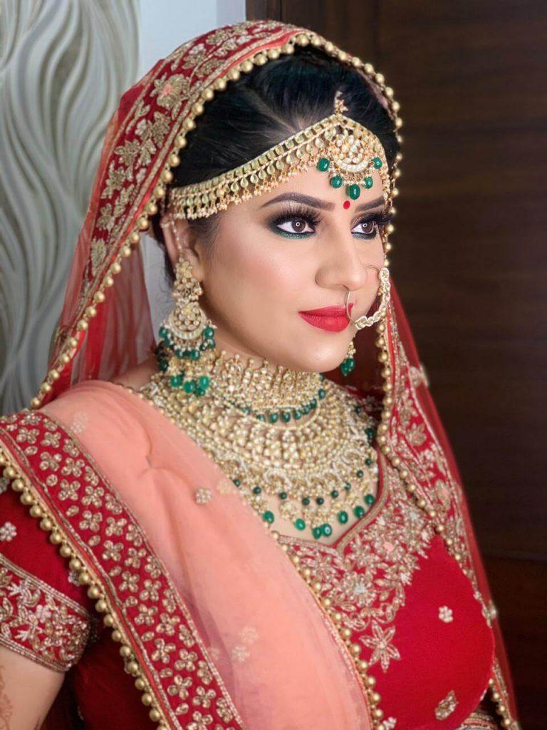 Srishty Bareja, Bridal Makeup Artist You Must Consider For ...