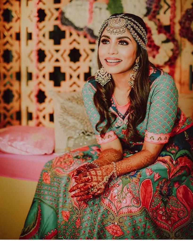 bridal matha patti ideas