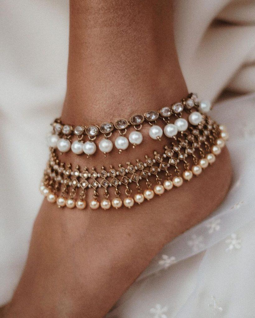 bridal payal ideas