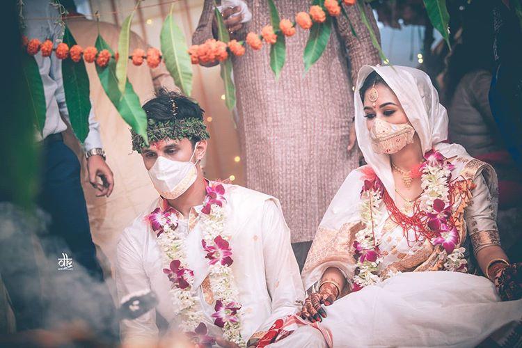 Assamese couple