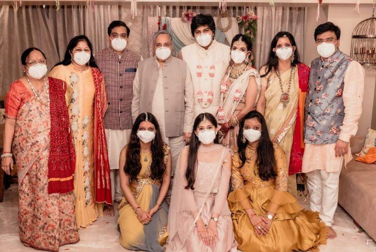 lockdown wedding in Mumbai