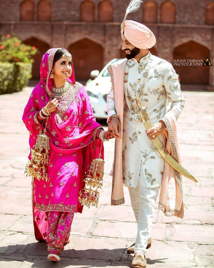 Punjabi Bridal Looks