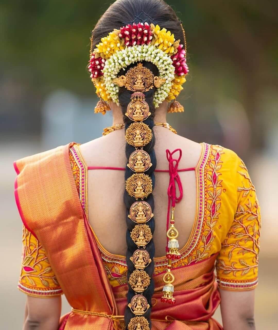 south Indian jadas
