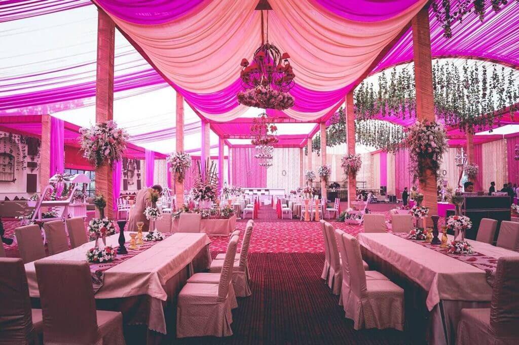 wedding decor in Chandigarh
