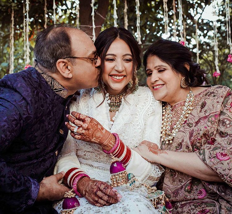 Sangeet Performances With Parents
