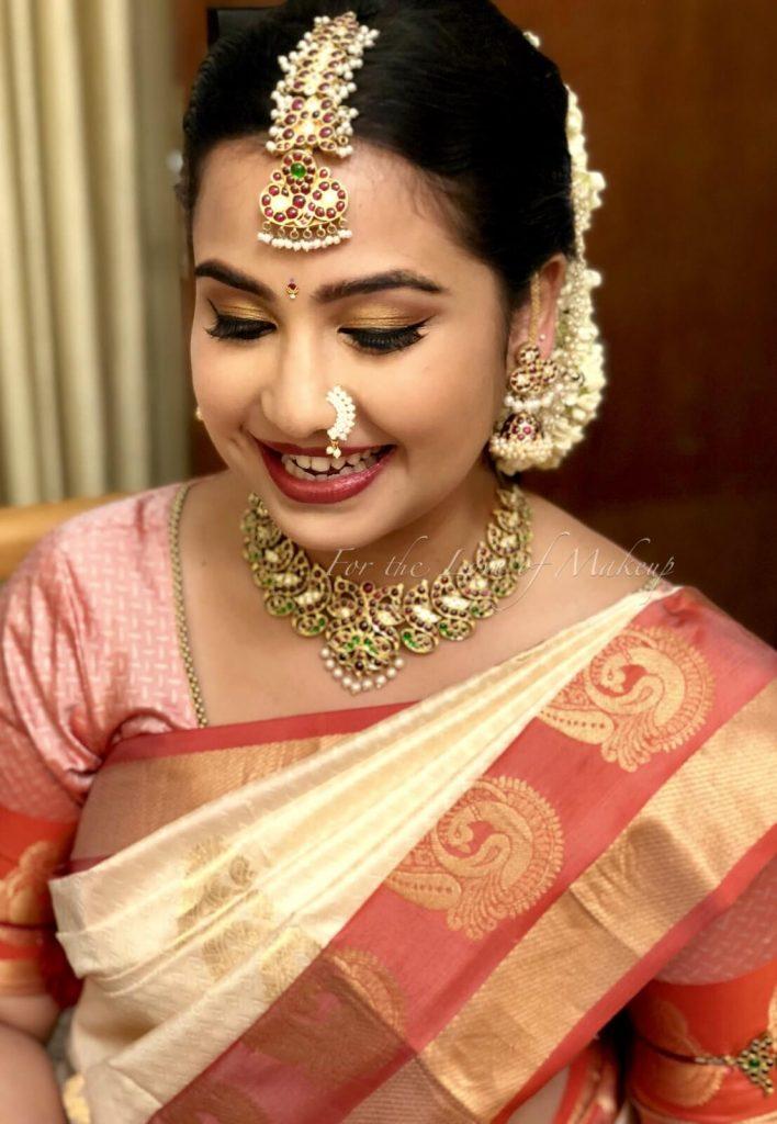 Professional Makeup Artist in Bangalore