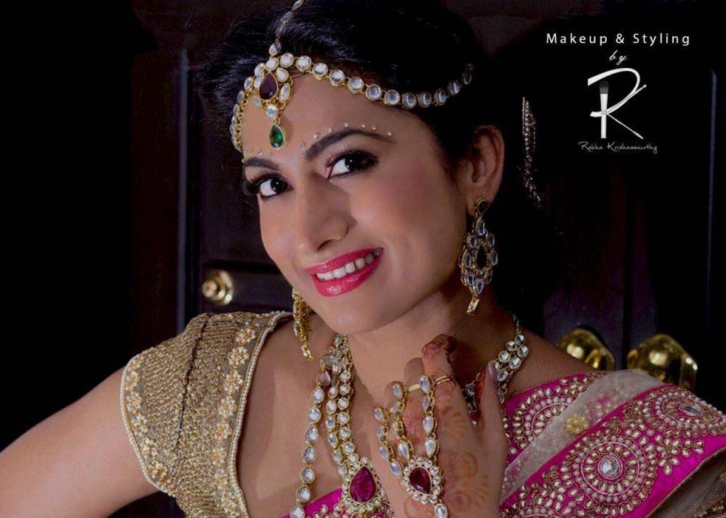 Famous Makeup Artist in Bengaluru