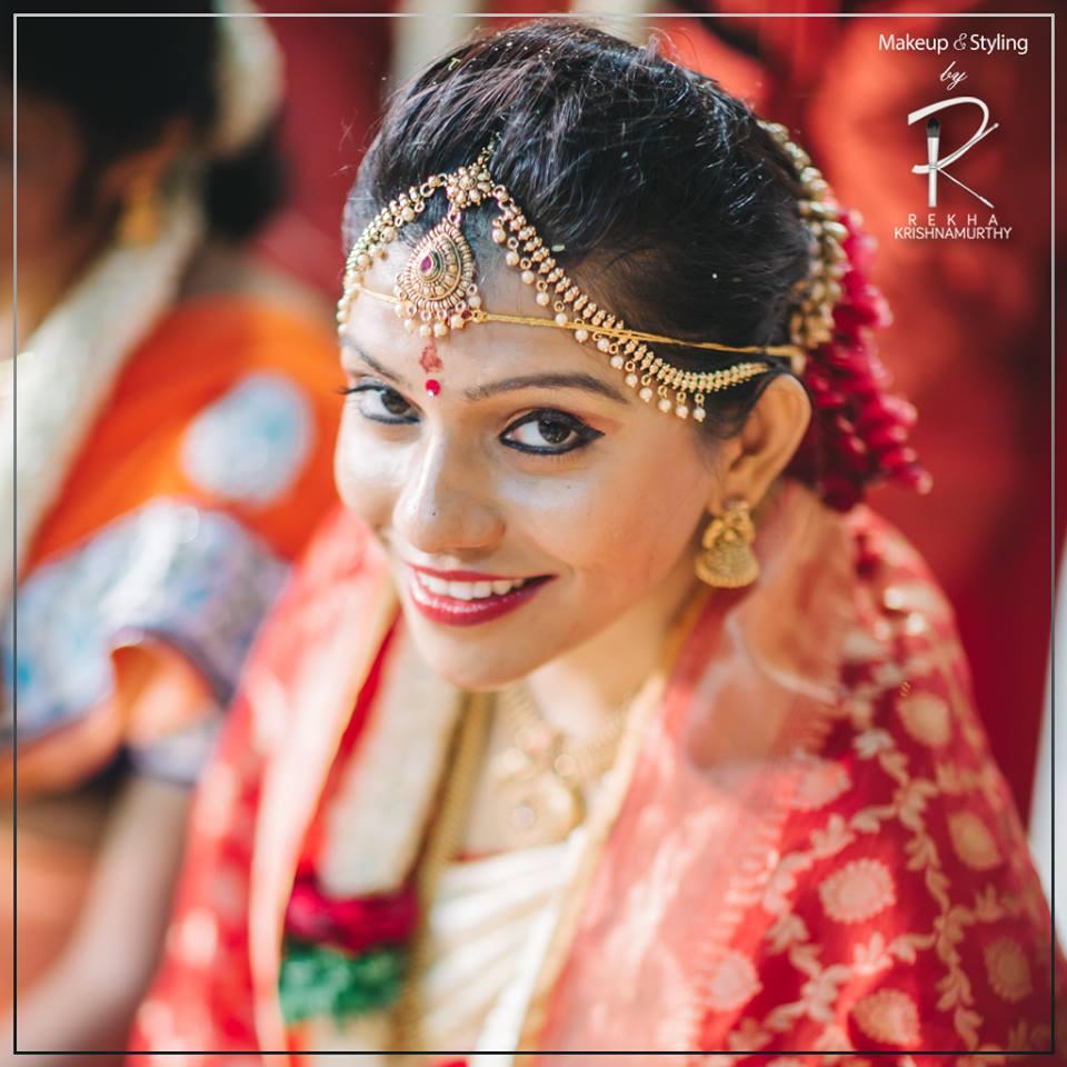 Bridal makeup artist in bengaluru