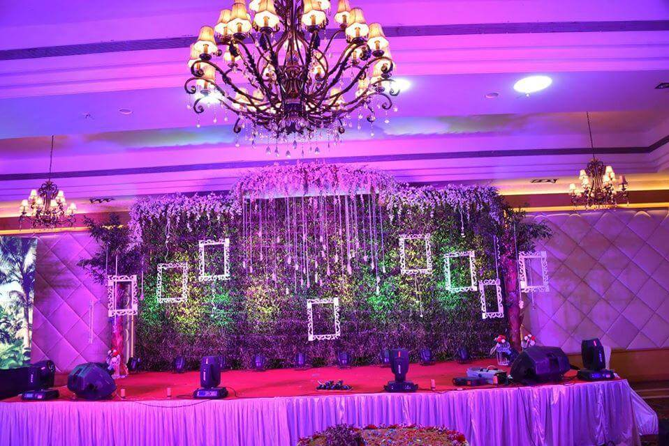 wedding decor company