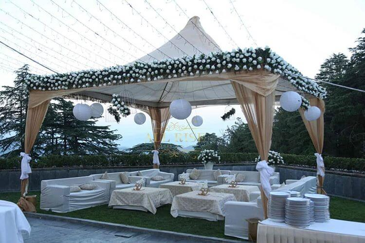 wedding planners and decorators in Chandigarh