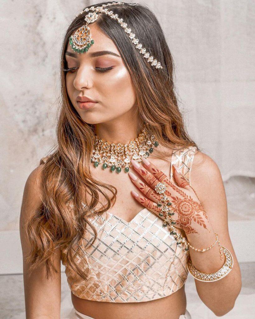 Jewellery Ideas For Sangeet