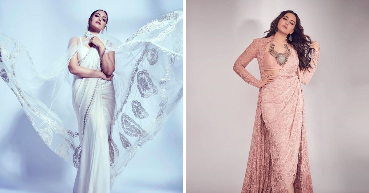 Gorgeous Saree Inspirations You Must Take From Sonakshi Sinha