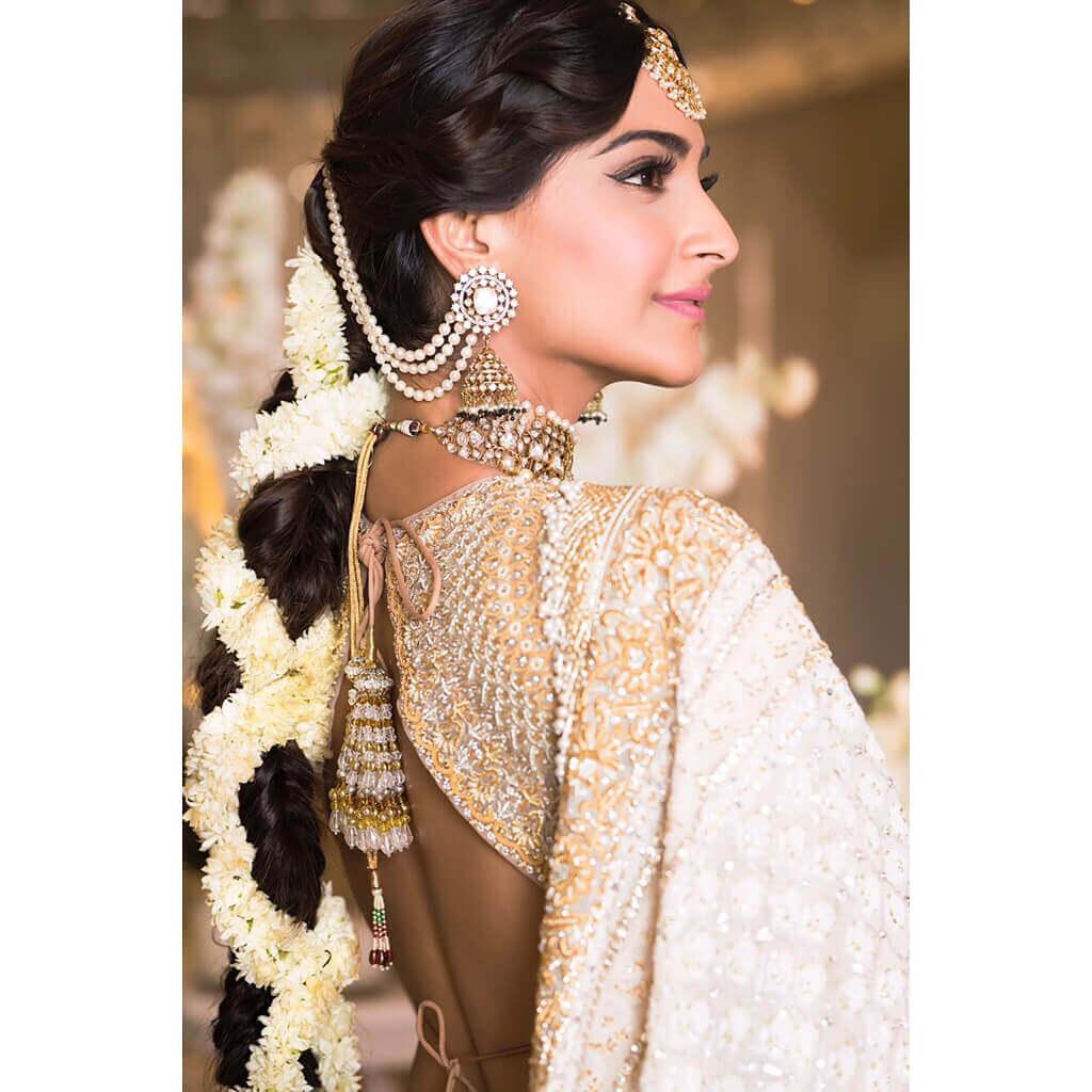 sonam kapoor wedding jewellery