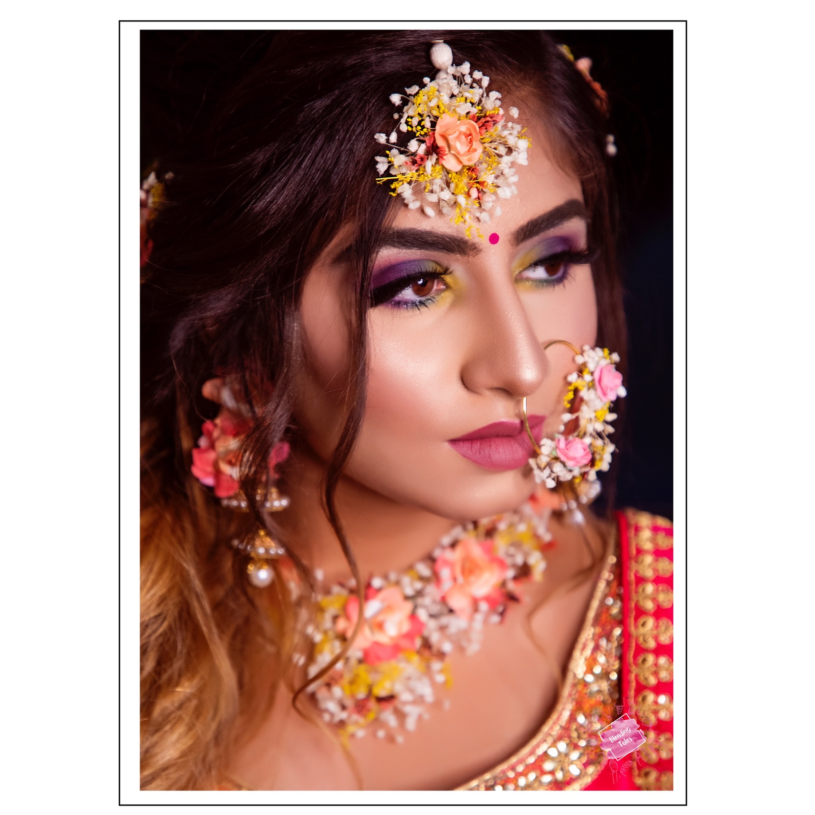 bridal makeup in ahmedabad