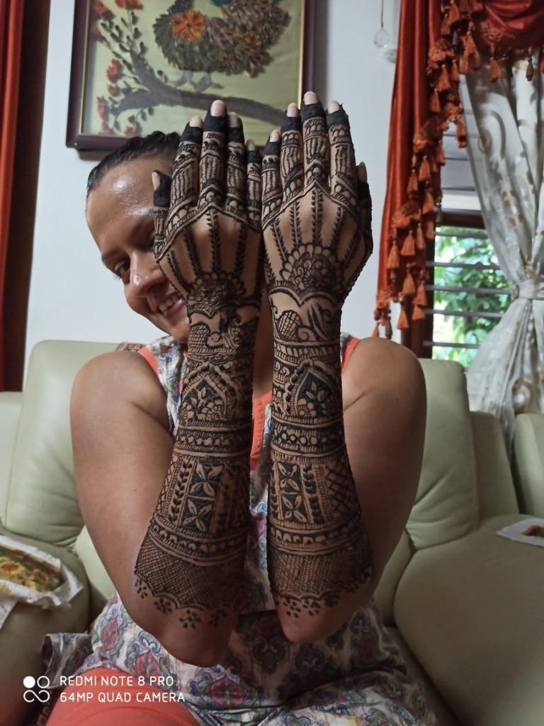 mehendi Artists in Bangalore