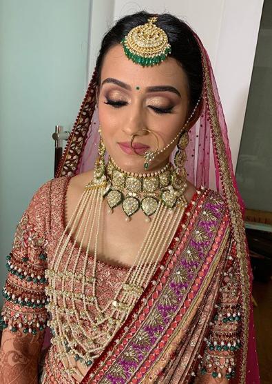 bridal makeup artists in south delhi