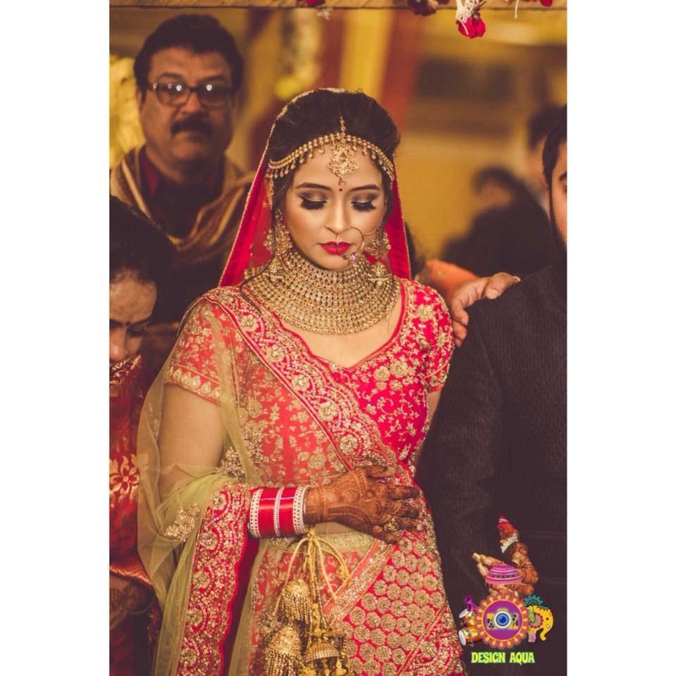 wedding makeup artists in south delhi
