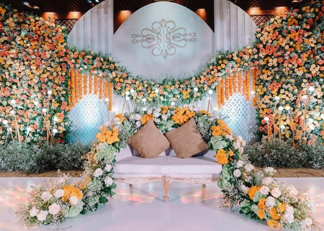 Splendid Wedding Stage Decor Ideas For Your Grand Nuptials