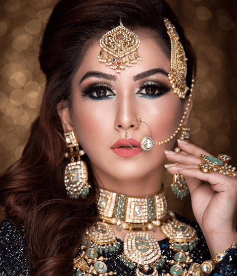 best bridal makeup artist in Gurgaon