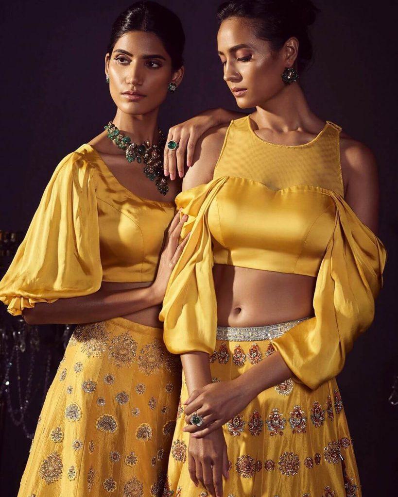 blouse sleeve ideas
