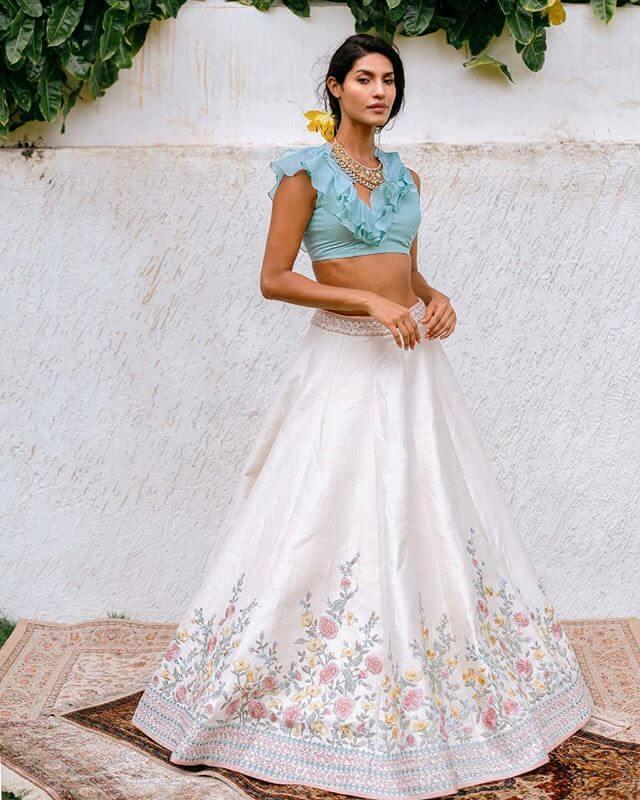 blouse ideas for brides